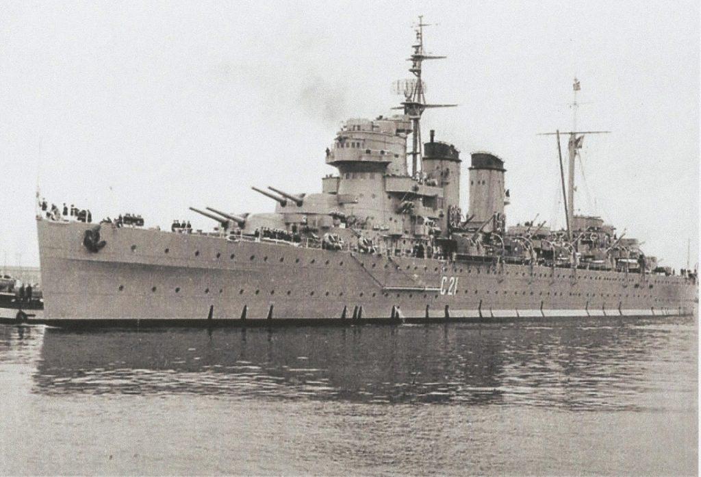 crucero nacional canarias