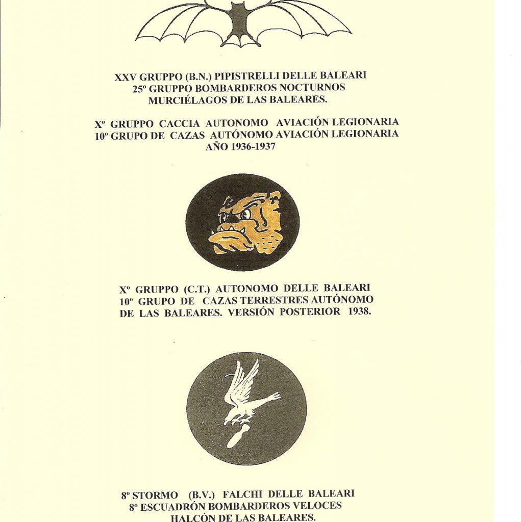 logotipos escuadrones