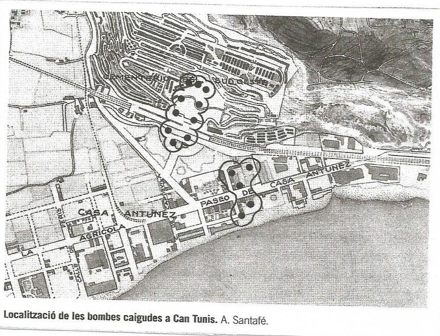 localizacion bombas can tunis